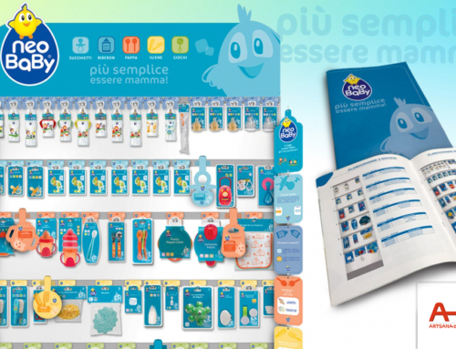 NEOBABY Materiali punto vendita category