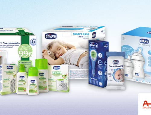 CHICCO Packaging